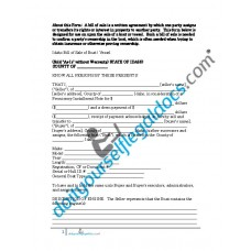 Bill of Sale of Boat Vessel - Idaho (Sold without Warranty)