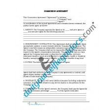 Commission Agreement - Florida