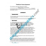 Video Distribution License Agreement